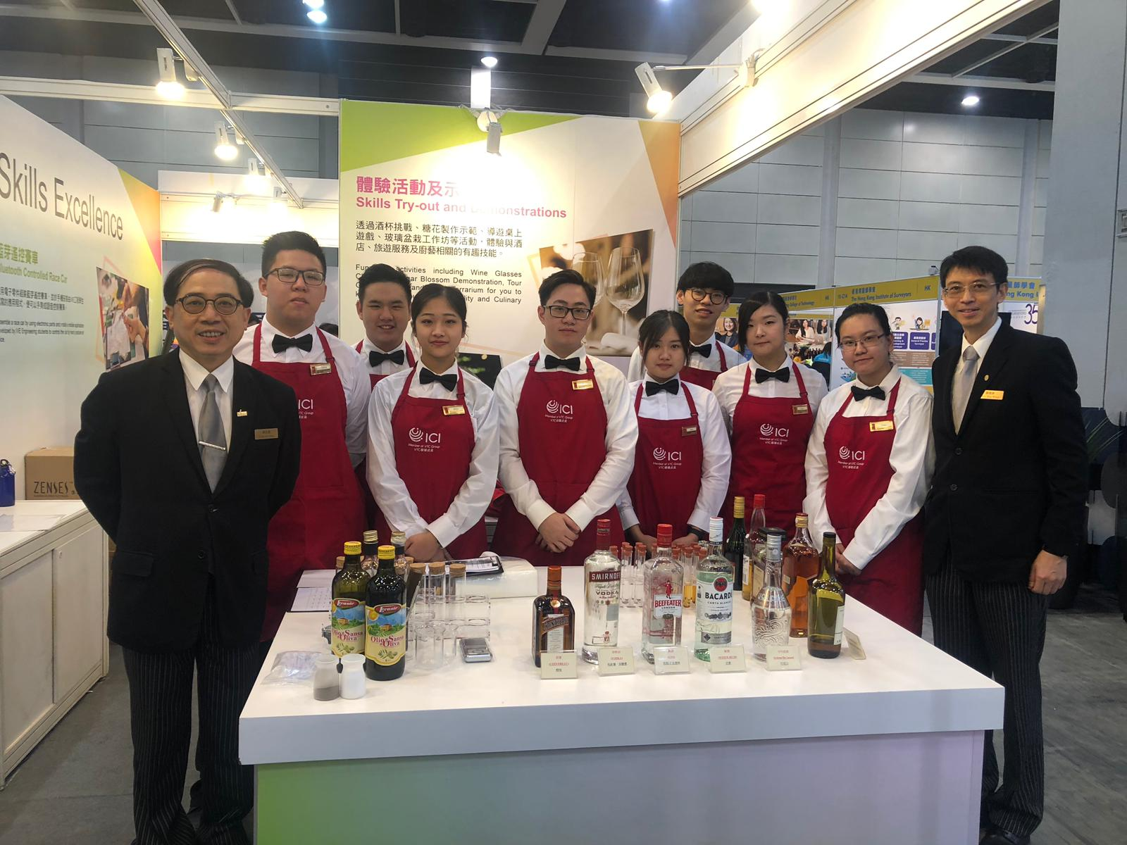 HKTDC Education and Careers Expo 2019